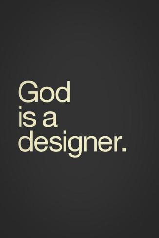 GDU - Grande Designer do Universo!